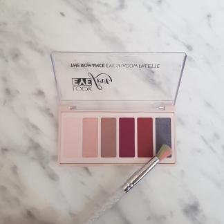 The Romance Eye Shadow Palette